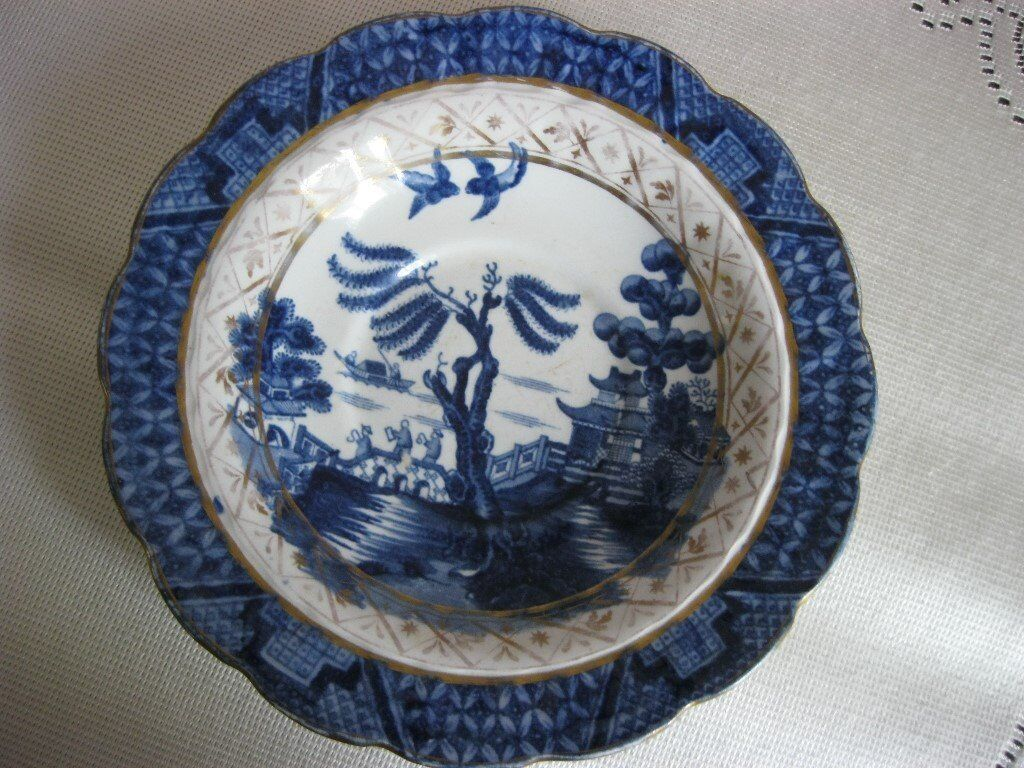 REAL OLD WILLOW PLATE