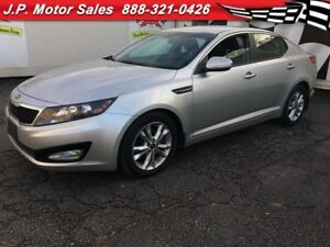 2013 Kia Optima EX, Automatic, Leather, Back Up Camera,
