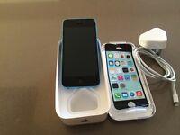 iPhone 5c blue 16g