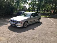 BMW 530I E39 5 SERIES M SPORT AUTO 110K FSH MINT CONDITION
