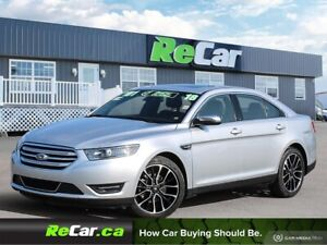2018 Ford Taurus Limited REDUCED | AWD | SAVE $27,906 VS NEW...