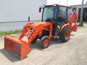 2013 kubota B2650 LOADER+BACKHOE