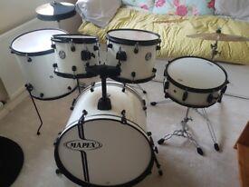 Adult drum kit for sale - excellent condition