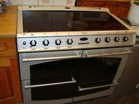 Superb Halogen Belling Range Cooker - reluctantly selling as downsizing