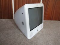 Apple eMac Computer - Working - With Power Lead