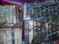 160, books all in good condition, mostly thrillers, some authors include MARTINA COLE, IAN RANKIN,