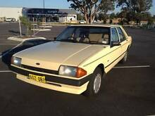 1983 Ford XE Falcon GL Sedan (orig condition with very low kms) Singleton Rockingham Area Preview