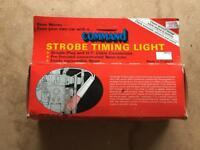 Strobe timing light