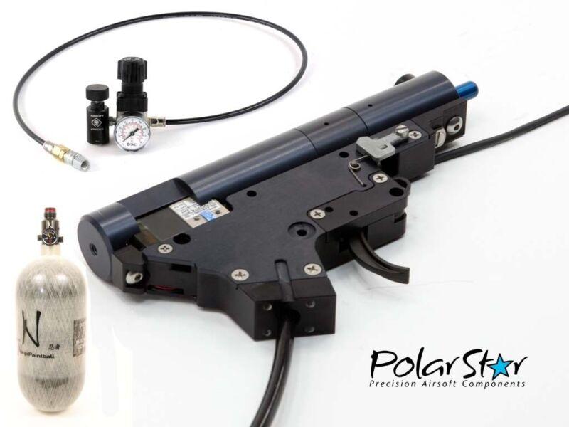 PolarStar FEV2 Gen 3 Starter Kit with 90/4500 Grey SLP Tank