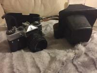 Zenit camera and case