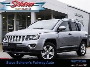 2016 Jeep Compass High Altitude 4 WHEEL DRIVE