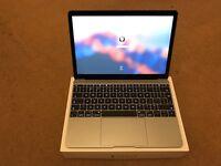 MacBook (Retina, 12-inch, Early 2016) 1.3 GHz Intel Core m7, 256GB SSD, 8GB Space Grey
