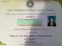 Thai Massage By Amy