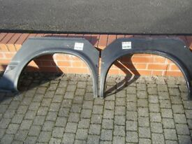 Ford transit MK5 SWB rear wheel arch repair panels