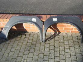 Ford transit MK5 SWB rear wheel arch repair panels