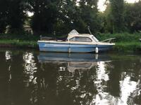 Twister 11.18Ft Suetlano Cabin Cruiser