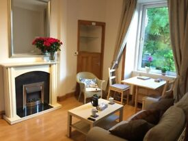 Beautiful and Spacious Fully Furnished One Bedroom/Box Room Flat