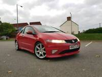 *SOLD* Honda Civic Type R GT RED