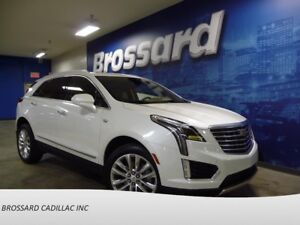 2017 CADILLAC XT5 PLATINUM PLATINUM AWD NAV TOIT HEADS UP