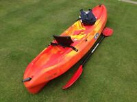 Childs SitOn Kayak