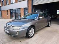 2004 rover 75 1.8 connisour long mot full leather