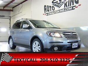2009 Subaru Tribeca Limited / All Wheel / Leather / Roof / Nav /