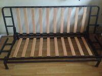 sofa bed frame, ikea