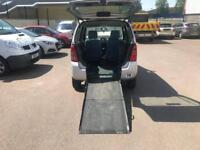 Suzuki wagon r+ AUTOMATIC WHEELCHAIR ACCESSIBLE VEHICLE WAV RAMP MOBILITY DISABLED