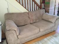 4 seater settee