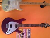 Music Man Sub 1 Guitar (Made in the USA)