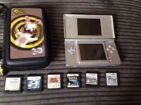 Ds and games