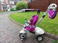 SmarTrike toddler trike, adjustable for different ages