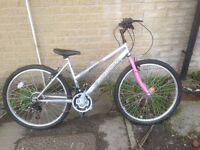 Women's girls lady's bike like new