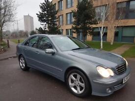 Mercedes C200 Cdi Avantgarde Se Auto***BARGAIN***
