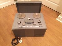 Studer A62 Stereo 1/4 Reel to Reel Tape Recorder