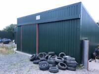 GARAGE UNIT TO RENT £350 IDEAL FOR MECANIC SHOP