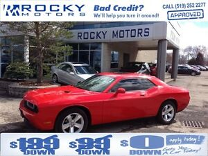 2009 Dodge Challenger $102.29 A WEEK + TAX OAC - BAD CREDIT APPR