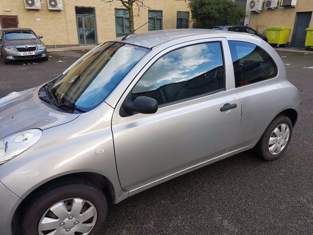 Nissan Micra for parts only, all parts available.