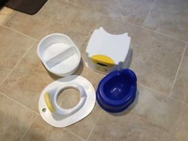 Toilet training equipment
