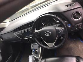 Toyota Yaris 2015 for rent .