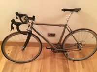 TITANIUM HIGH END BICYCLE FOR SALE