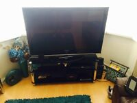 Selling 50 inch TV Samsung plasma great condition comes with 100 pound stand