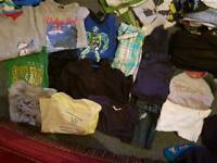 Boys clothes bundle 6-7 7-8 years