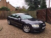 2005 05 Audi A8 3.0 SE 4dr (CVT).. AMAZING VALUE! SO MUCH CAR FOR THE MONEY!! BARGAIN!!