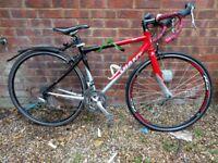 Road Bike Giant SCR3 Bicycle