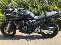Suzuki Bandit GSF 650cc Motorbike