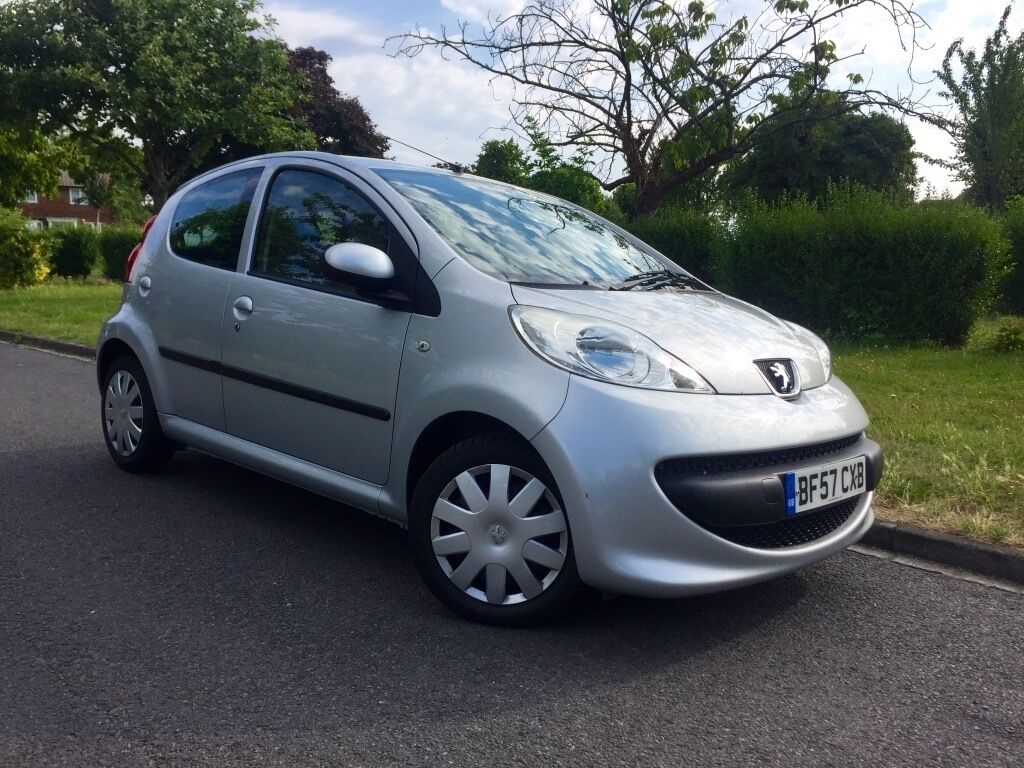 2007 peugeot 107 urban 1.0 5 door great little first car | in