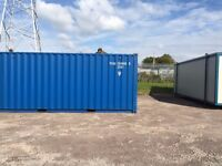 CONTAINER SELF-STORE (SWANSEA) secure storage of trade goods or personal possessions