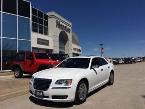 2014 Chrysler 300 300C, Bluetooth, Navi, Cam, Pan Roof