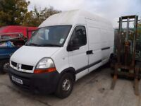 Renault Master 2.5 Dci 2006 Breaking for Parts